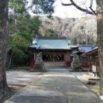 安房の旅・下立松原神社